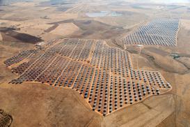Parco fotovoltaico SPEX