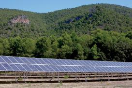 Solarpark Son Jordi Mallorca
