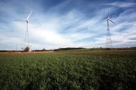 Turbina eolica Melle