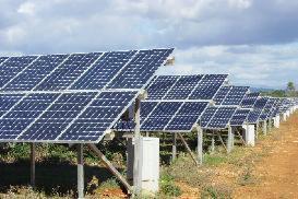 Parco fotovoltaico Son Jordi
